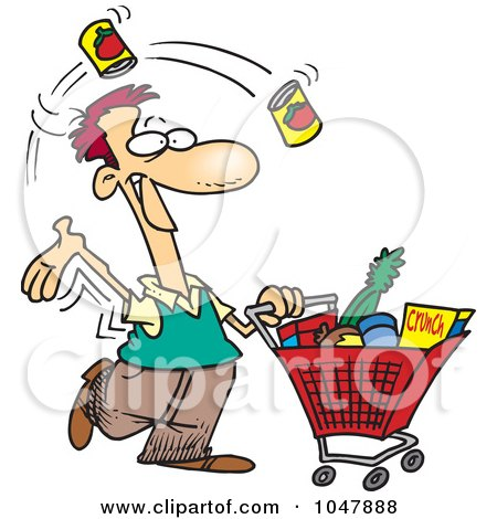 Black And White Grocery Bag Clip Art Clipart Frazzled Black...