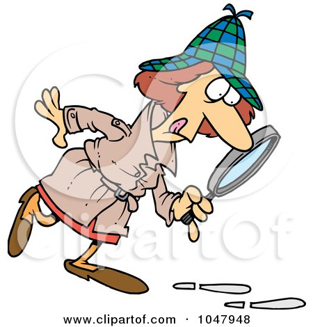 Gallery For > Sleuth Cartoon Clipart