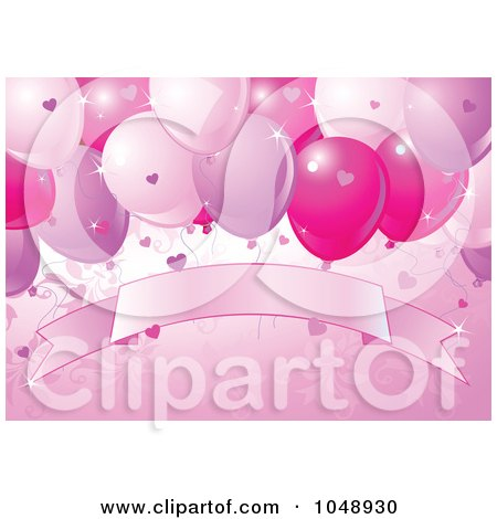birthday balloons wallpaper. Birthday Background With