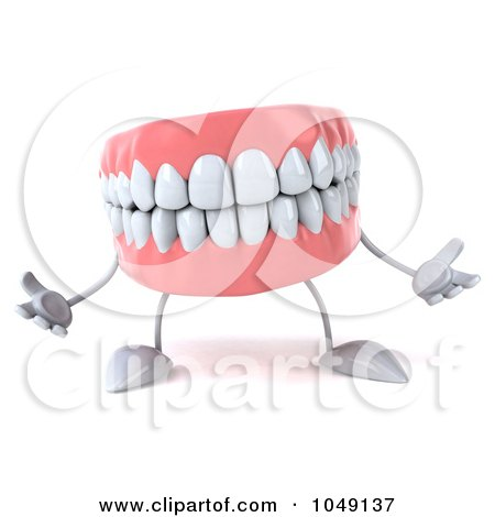 Royalty-Free (RF) Clipart of Dentures, Illustrations ...
