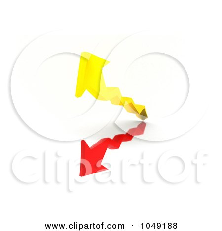 clip art arrow up. Royalty-free clipart picture