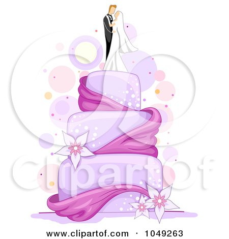 RoyaltyFree RF Marriage Clipart Illustrations 1