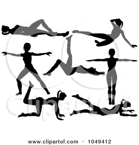 Aerobic Fitness Clip Art – Clipart Download