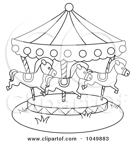 Coloring Pages on Royalty Free  Rf  Clip Art Illustration Of A Coloring Page Outline Of