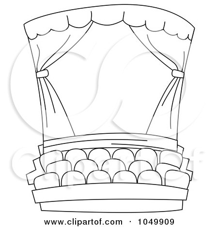 movie theater coloring pages - photo#30