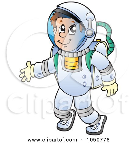 royalty free rf clip art illustration of a floating astronaut by rh clipartof com