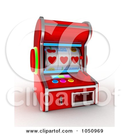 Royalty-Free (RF) Slot Machine Clipart, Illustrations, Vector ...