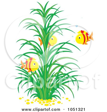 Clipart Happy Black And White Fish Royalty Free