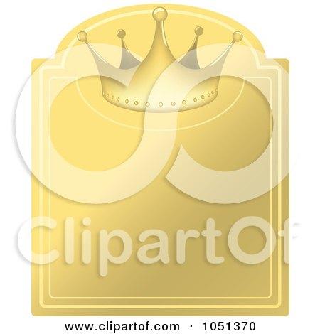 Golden Crown Label - 2 Posters, Art Prints