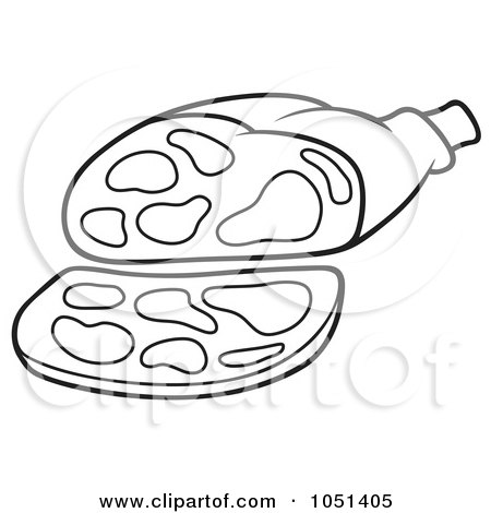ham coloring pages - photo#7