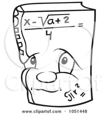 clip art math. Royalty-Free Vector Clip Art
