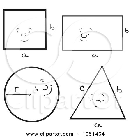 Royalty-Free (RF) Clipart of Geometric Shapes, Illustrations ...