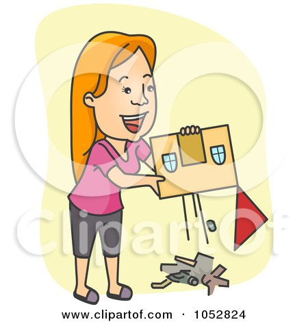 Cleaning Animation - CartoonStock - Cartoon Pictures, Political