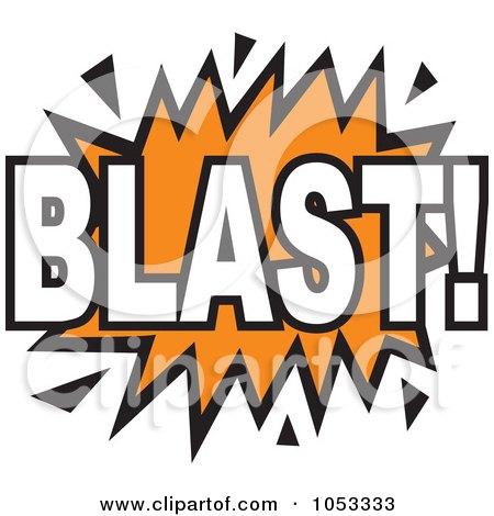 royalty free vector clip art illustration of a digital collage of rh clipartof com clipart blast off blast clipart