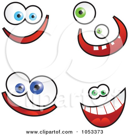 funny cartoon faces. Similar Funny Face Prints: