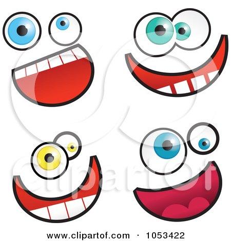 funny cartoon faces. Similar Funny Face Prints:
