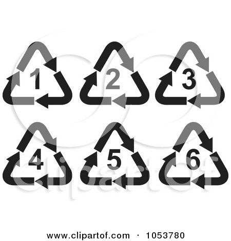 Royalty-Free (RF) Recycle Symbol Clipart, Illustrations, Vector ...