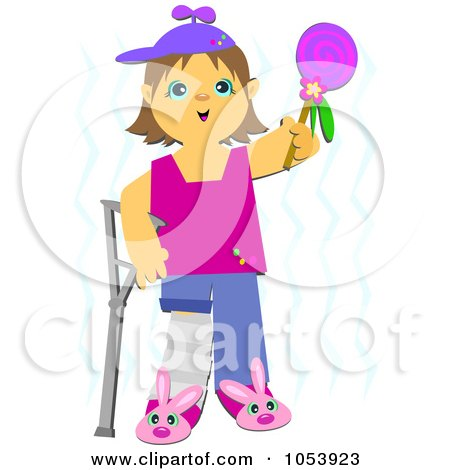 Royalty-Free (RF) Broken Leg Clipart, Illustrations, Vector ...