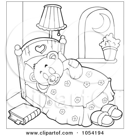 Royalty Free Sleeping Illustrations by visekart Page 1