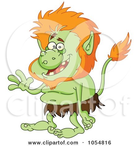 Clip Art Troll Clipart royalty free rf troll clipart illustrations vector graphics 1 preview clipart