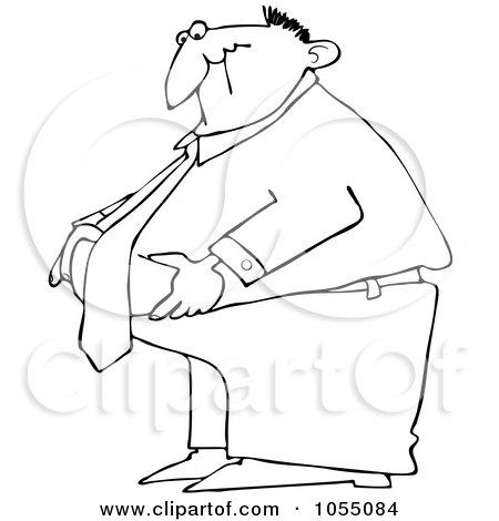 Fat person coloring sheet coloring pages for Fat albert coloring pages