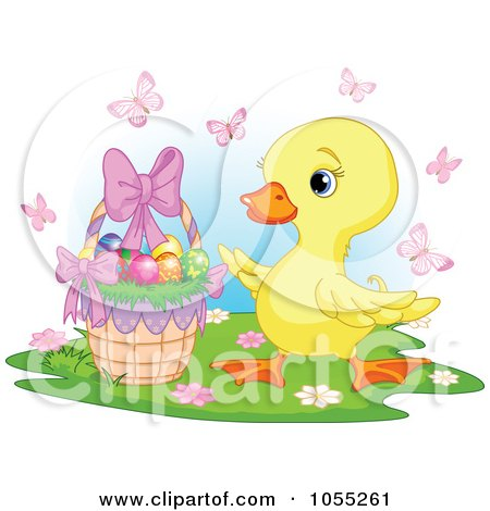 clip art easter. clip art easter chicken.