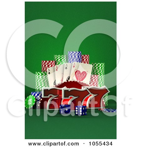 online casino video poker blue heart