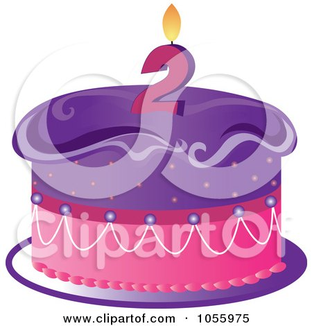 Art Cake Kuwait Number : Royalty Free Birthday Illustrations by Pams Clipart Page 1