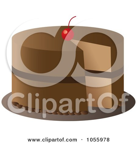 Royalty-Free (RF) Layer Cake Clipart, Illustrations, Vector ...