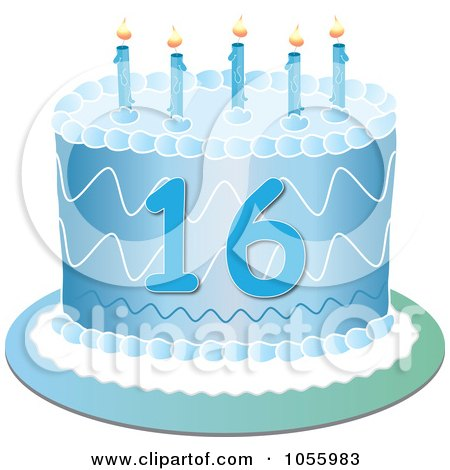 Royalty-Free (RF) Sweet Sixteen Clipart, Illustrations ...