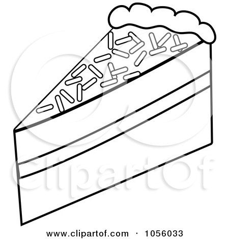 Royalty-Free (RF) Piece Of Cake Clipart, Illustrations ...