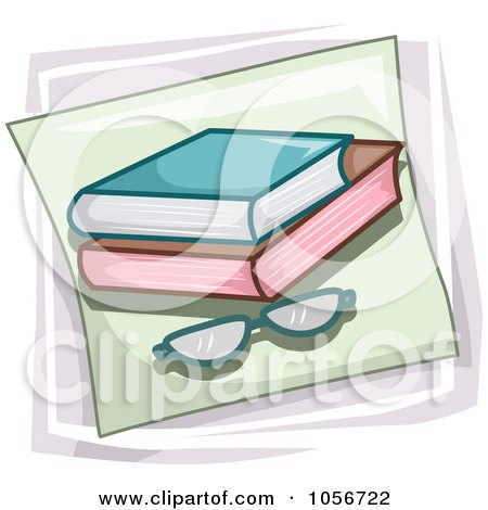 clip art booklet. Royalty-Free Vector Clip Art