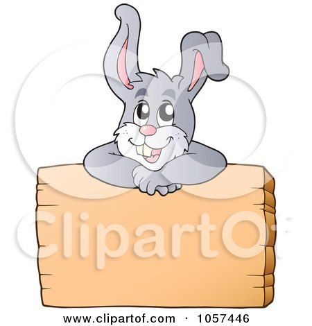 free clip art easter bunny. Royalty-free clipart