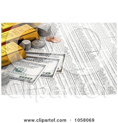 100 dollar bill clip art. Royalty-Free CGI Clip Art