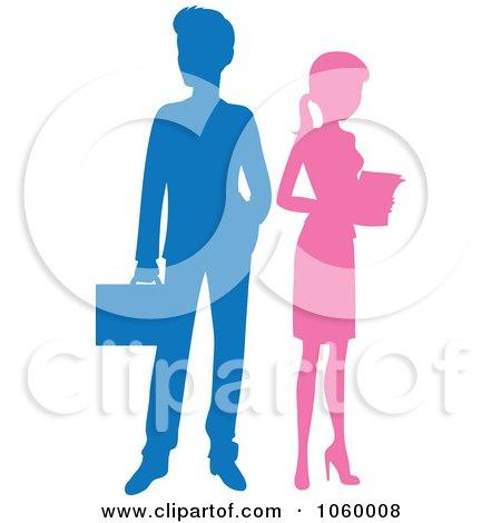 royalty free vector clip art illustration of a hispanic business man rh clipartof com old man and woman clipart man and woman clip art and cartoons