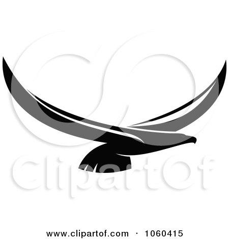 White Flying Eagle Log...