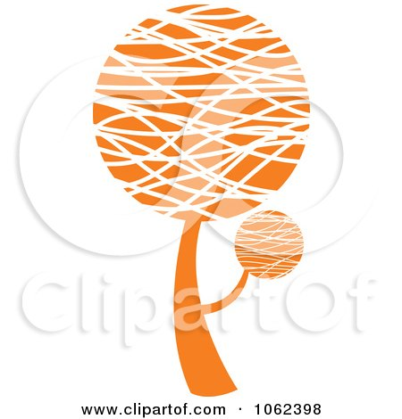 Royalty-Free (RF) Orange Tree Clipart, Illustrations, Vector ...