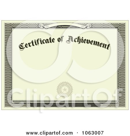 Achievement Clipart of Achievement Clipart