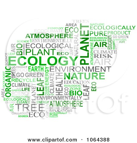 Ecology words cloud — Stock Vector © design36 #88928438