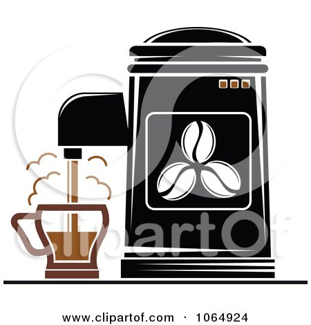 Clipart Java Logo 9 - Royalty Free Vector Illustration by Vector Tradition SM