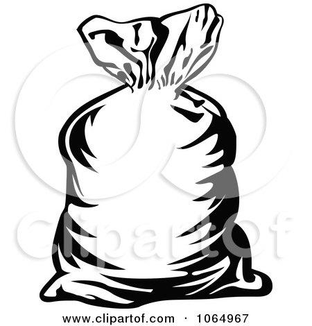 Clipart Dollar Symbol Money Bag 2 - Royalty Free Vector ...