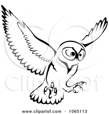Black and white owl  Etsy