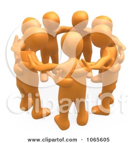 Huddle Stock Illustrations. 340 Huddle clip art images and ... |Team Huddle Clipart