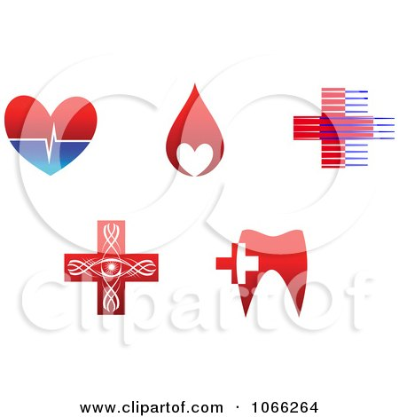 Royalty-Free (RF) Medical Logo Clipart, Illustrations, Vector ...