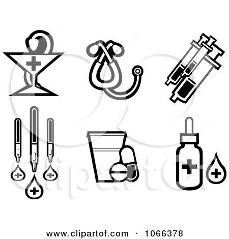 Symbol Of Stethoscope