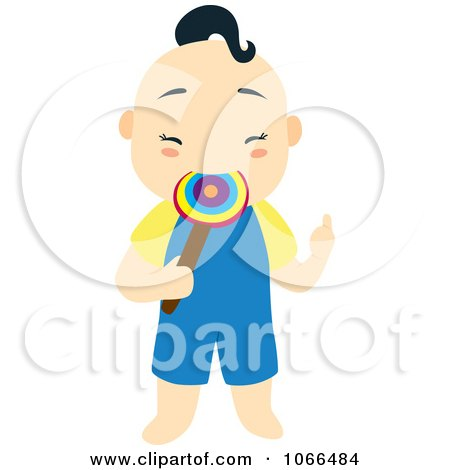 1066484 Clipart Asian Boy Eating A Lolipop Royalty Free Vector Illustration The hot Indian village sex have incidents in plenty to showcase its erotic ...