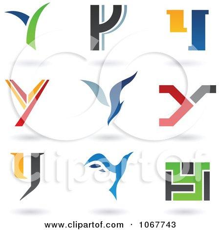 Letter y Logo Ic...Y Logo