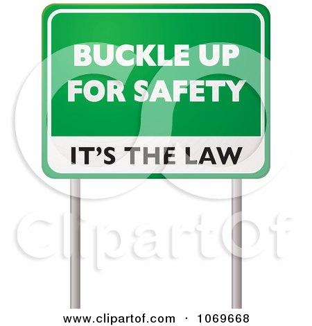 Royalty Free Rf Seat Belt Clipart Illustrations Vector