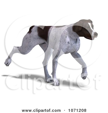 Royalty-Free (RF) Clipart of German Shorthaired Pointer Dogs ...