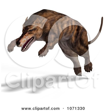 Royalty Free Rf Pouncing Clipart Illustrations Vector
